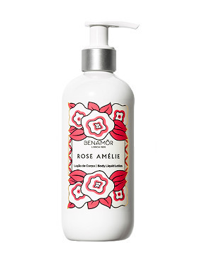 Benamor Rose Amelie Body Lotion small image