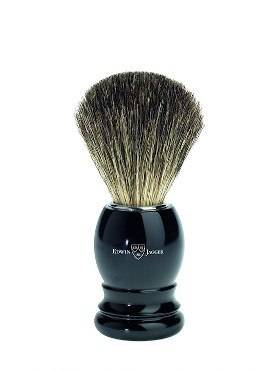 Edwin Jagger Pure Badger Brush Round small image