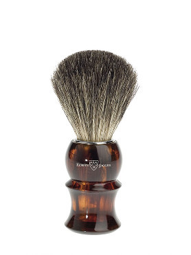 Edwin Jagger Pure Badger Brush Sculpted small image