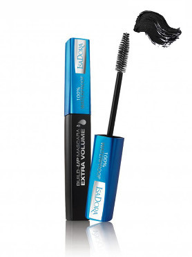Isadora BuildUp Mascara Waterproof Black small image