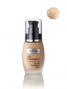 Isadora High Performance all day foundation Diamond Beige small image