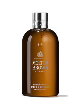 Molton Brown Tobacco Absolute Bath & Shower Gel small image