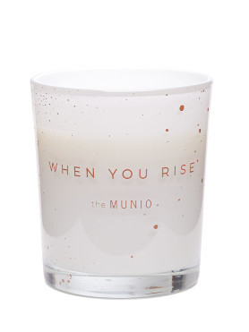 Munio When you Rise Candle small image