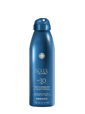 Soleil Toujours Organic Sheer Sunscreen Mist SPF 30 small image