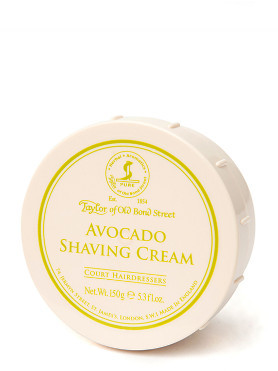 Taylor of Old Bond Street Avocado Shaving Cream small image