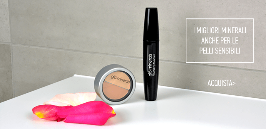 Prodotti Make-Up Glo Minerals