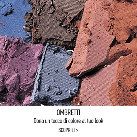Prodotti Make-Up Ombretti