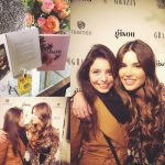 Negin Mirsalehi, l'incontro alla Fashion Week di Milano.